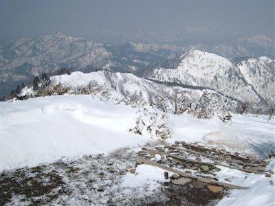 氷ノ山越方面
