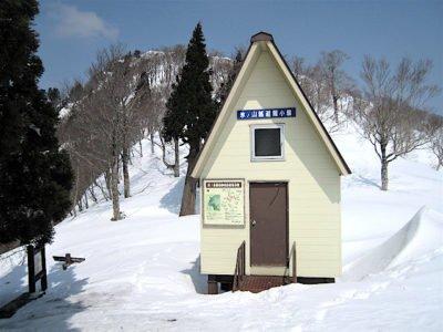 氷ノ山越避難小屋