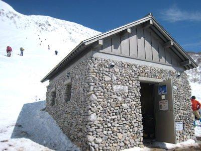 6合目避難小屋