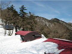 稲村ヶ岳山荘