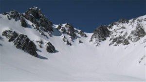 冬の千畳敷カール