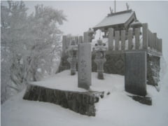 高角神社の祠